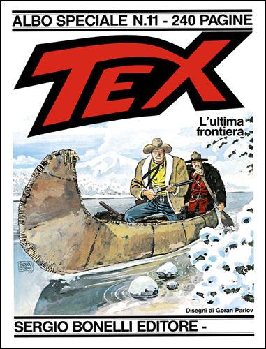 DPR18 – Fumetto – Bonelli – Tex Speciale #11 – U...
