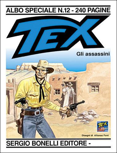 DPR18 – Fumetto – Bonelli – Tex Speciale #12 – U...