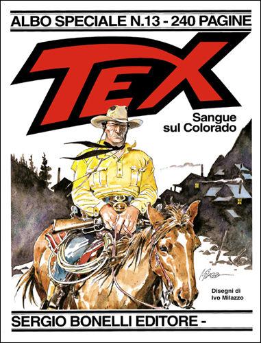 DPR18 – Fumetto – Bonelli – Tex Speciale #13 – U...