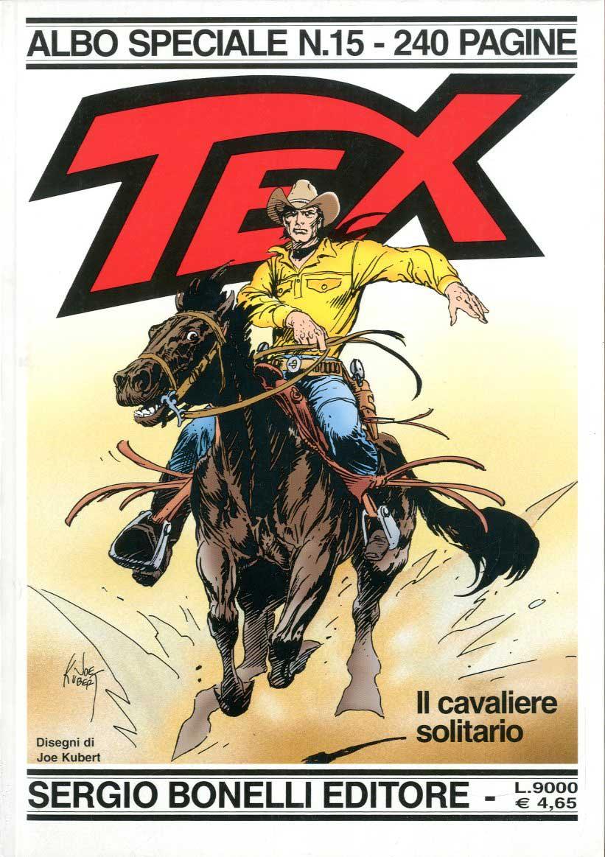 DPR18 – Fumetto – Bonelli – Tex Speciale #15 – U...