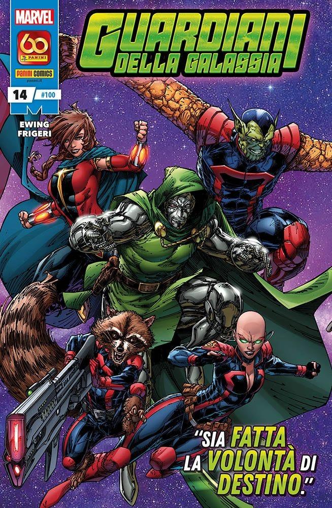Fumetto – Panini Comics – Guardiani della Galassia #100 ...