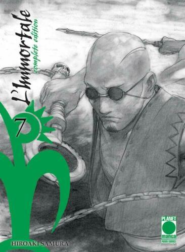 Manga – Planet Manga – L'Immortale Complet...
