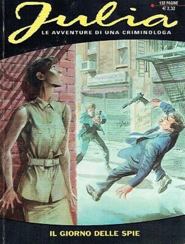 BN05 – Fumetto – Bonelli – Julia #42 ̵...
