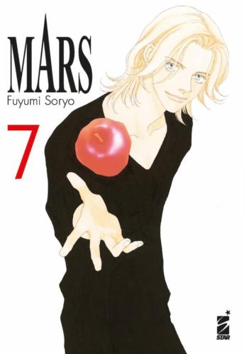 Manga – Star Comics – Mars Nuova Edizione #7