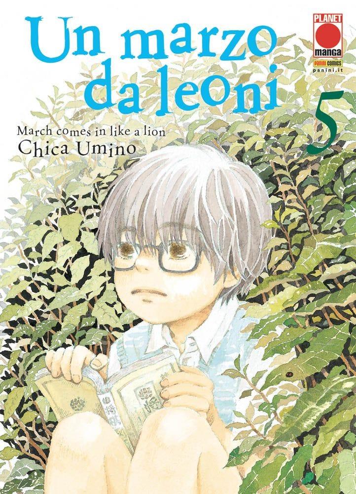 Manga – Planet Manga – Un Marzo da Leoni #5 – Rist...