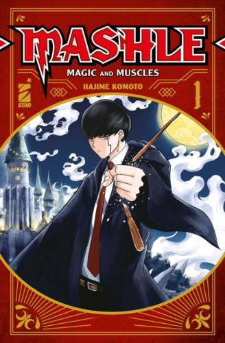 Manga – Star Comics – Mashle #1