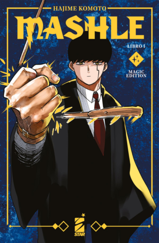 Manga – Star Comics – Mashle #1 Variant Magic Ed...