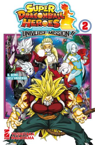 Manga – Star Comics – Super Dragon Ball Heroes Universe ...