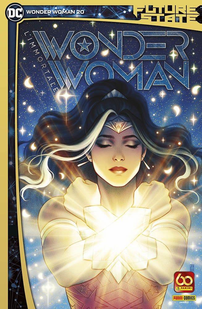 Fumetto – Panini Dc – Wonder Woman #20