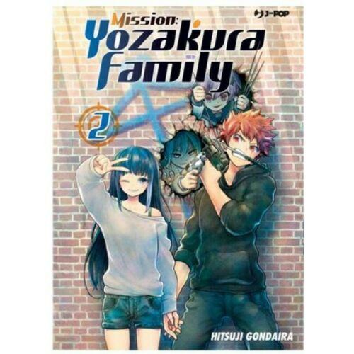 Manga – J-Pop – Mission Yokazura Family #2